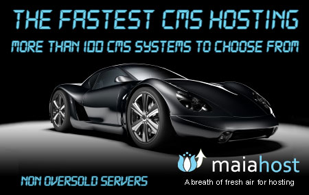 Fastest CMS Web Hosting
